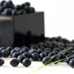 黒豆/黒大豆のイメージ画像:食べ物辞典トップ用