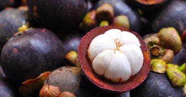 マンゴスチンのイメージ画像:食べ物辞典トップ用